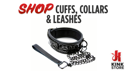 Kink Store | cuffs-collars-leashes