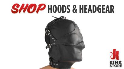 Kink Store | hoods-headgear