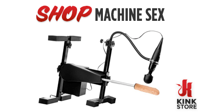 Kink Store | machine-sex