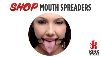 Kink Store | mouth-spreaders