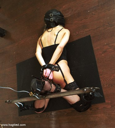Photo number 9 from Jezzabelle shot for Hogtied on Kink.com. Featuring Jezzabelle in hardcore BDSM & Fetish porn.