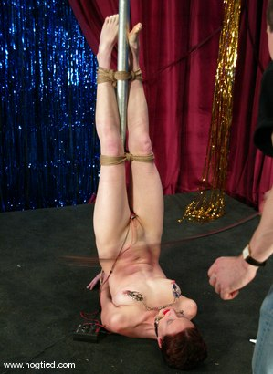 Photo number 10 from Nina shot for Hogtied on Kink.com. Featuring Nina in hardcore BDSM & Fetish porn.