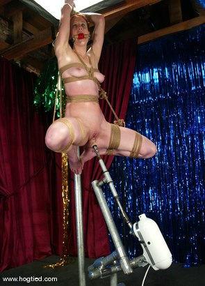 Photo number 3 from Nina shot for Hogtied on Kink.com. Featuring Nina in hardcore BDSM & Fetish porn.