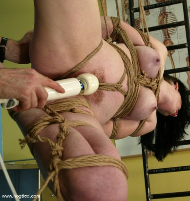 Photo number 3 from Paige Richards shot for Hogtied on Kink.com. Featuring Paige Richards in hardcore BDSM & Fetish porn.