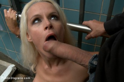 Photo number 11 from BEST OF EUROPE: Beautiful German Milf Bound and Fucked in Public shot for Public Disgrace on Kink.com. Featuring Steve Holmes and Sophie Logan in hardcore BDSM & Fetish porn.