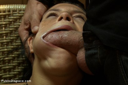 Photo number 11 from Ride the Pony shot for Public Disgrace on Kink.com. Featuring Zenza Raggi and Amabella in hardcore BDSM & Fetish porn.