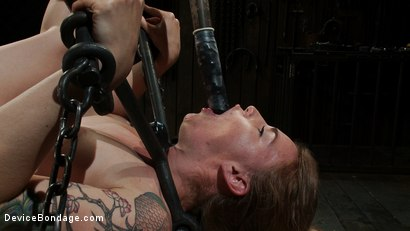 Photo number 6 from Excruciating Pleasure shot for Device Bondage on Kink.com. Featuring Payton Bell in hardcore BDSM & Fetish porn.