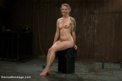 Photo number 15 from Omega fucks another into   Sexual Oblivion shot for Device Bondage on Kink.com. Featuring Payton Bell in hardcore BDSM & Fetish porn.