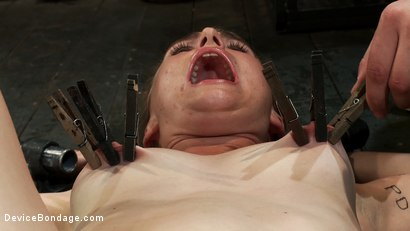 Photo number 7 from Omega fucks another into   Sexual Oblivion shot for Device Bondage on Kink.com. Featuring Payton Bell in hardcore BDSM & Fetish porn.