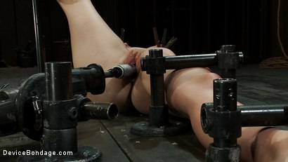 Photo number 13 from Omega fucks another into<br>Sexual Oblivion  shot for Device Bondage on Kink.com. Featuring Payton Bell in hardcore BDSM & Fetish porn.