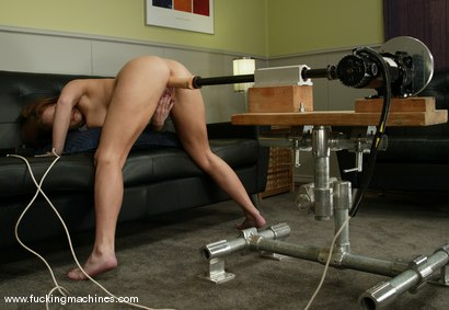 Photo number 7 from Gabriella Banks shot for Fucking Machines on Kink.com. Featuring Gabriella Banks in hardcore BDSM & Fetish porn.