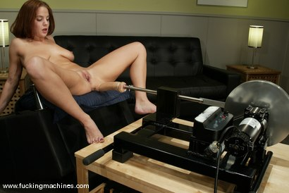 Photo number 11 from Gabriella Banks shot for Fucking Machines on Kink.com. Featuring Gabriella Banks in hardcore BDSM & Fetish porn.