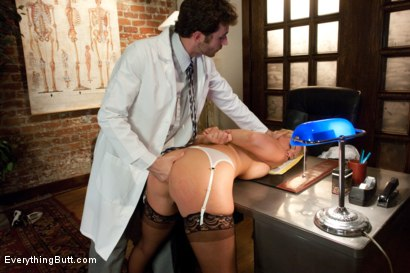 Photo number 9 from Abuse of Power shot for Everything Butt on Kink.com. Featuring James Deen, Mr. Pete and Phoenix Marie in hardcore BDSM & Fetish porn.