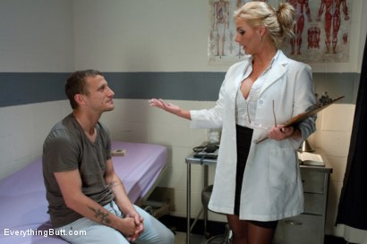 Photo number 5 from Abuse of Power shot for Everything Butt on Kink.com. Featuring James Deen, Mr. Pete and Phoenix Marie in hardcore BDSM & Fetish porn.