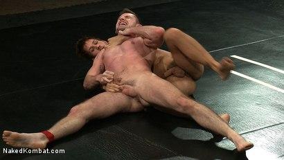 Photo number 7 from Jake Austin vs Troy Daniels shot for nakedkombat on Kink.com. Featuring Troy Daniels and Jake Austin in hardcore BDSM & Fetish porn.