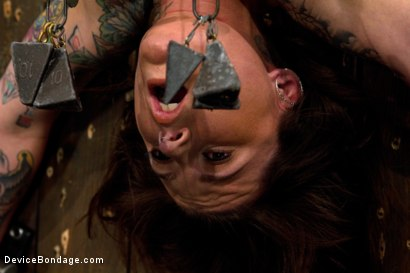 Photo number 8 from You're going to cum more than you want, and you'll like it. shot for Device Bondage on Kink.com. Featuring Vivienne Del Rio in hardcore BDSM & Fetish porn.