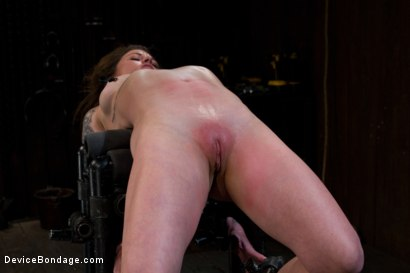 Photo number 13 from Your Girl Can't Do This shot for Device Bondage on Kink.com. Featuring Vivienne Del Rio in hardcore BDSM & Fetish porn.
