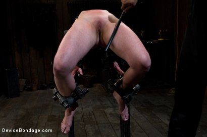 Photo number 10 from Your Girl Can't Do This shot for Device Bondage on Kink.com. Featuring Vivienne Del Rio in hardcore BDSM & Fetish porn.