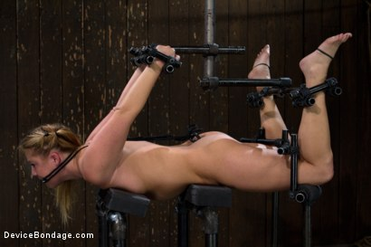 Photo number 2 from Humility Is a Virtue shot for Device Bondage on Kink.com. Featuring Aurora Snow in hardcore BDSM & Fetish porn.
