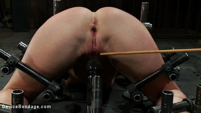 Photo number 4 from Another Porn Star Wrecked by Orgasms shot for Device Bondage on Kink.com. Featuring Aurora Snow in hardcore BDSM & Fetish porn.