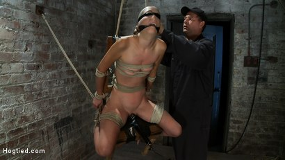 Photo number 11 from Never stopping<BR>ORGASMS shot for Hogtied on Kink.com. Featuring Amber Rayne in hardcore BDSM & Fetish porn.