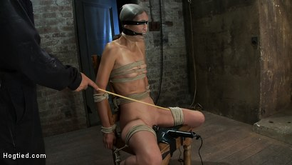Photo number 5 from Never stopping<BR>ORGASMS shot for Hogtied on Kink.com. Featuring Amber Rayne in hardcore BDSM & Fetish porn.