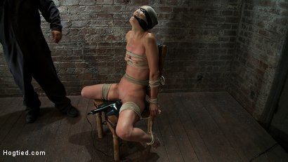 Photo number 6 from Never stopping<BR>ORGASMS shot for Hogtied on Kink.com. Featuring Amber Rayne in hardcore BDSM & Fetish porn.