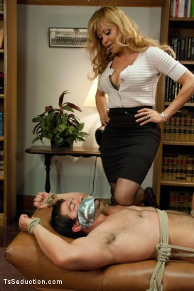 Photo number 1 from Meet the Teacher and Her Giant Cock shot for TS Seduction on Kink.com. Featuring Johanna B and Vince Ferelli in hardcore BDSM & Fetish porn.