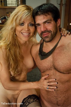 Photo number 14 from Meet the Teacher and Her Giant Cock shot for TS Seduction on Kink.com. Featuring Johanna B and Vince Ferelli in hardcore BDSM & Fetish porn.