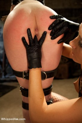 Photo number 14 from Gorgeous 19 Year Old Punished and Fist Fucked by Sinn Sage shot for Whipped Ass on Kink.com. Featuring Lily LaBeau and Sinn Sage in hardcore BDSM & Fetish porn.