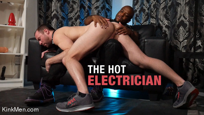 Micah Martinez and Alex Hawk: The Hot Electrician