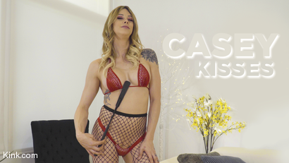 Casey Kisses: You Bad, Naughty Girl