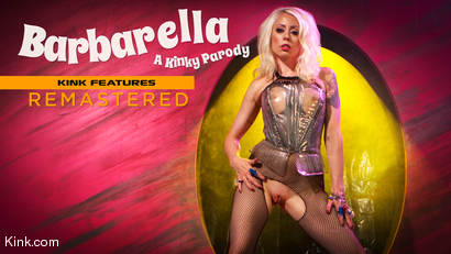 Barbarella: A Kinky Parody starring Lorelei Lee