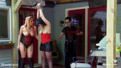 The BDSM Party Guest: Master EricX, Jada Sinn, Goddess Starla
