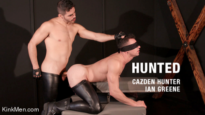 Hunted: Cazden Hunter & Ian Greene RAW