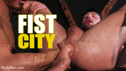 Fist City: Dominic Pacifico and Cazden Hunter Stuff Drew Dixon RAW