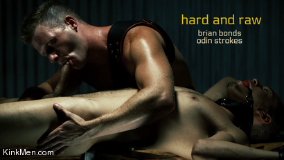 Hard and Raw: Brian Bonds and Odin Strokes