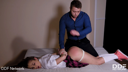 Photo number 8 from Wax Play And Anal Stuffin shot for ddfnetwork on Kink.com. Featuring Mary Rock and Nikolas in hardcore BDSM & Fetish porn.
