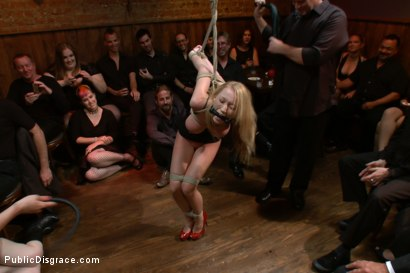 Photo number 15 from Mouthy but Sexy as Hell shot for Public Disgrace on Kink.com. Featuring Mark Davis and Madison Scott in hardcore BDSM & Fetish porn.