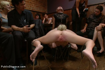 Photo number 7 from Mouthy but Sexy as Hell shot for Public Disgrace on Kink.com. Featuring Mark Davis and Madison Scott in hardcore BDSM & Fetish porn.