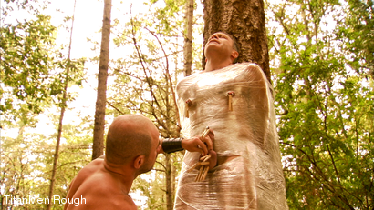 BOUND AND BEATEN: Trey Walker and Billy Duro