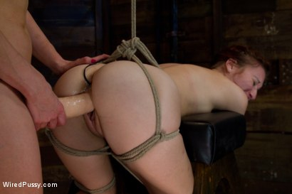 Photo number 10 from A Quick Learner shot for Wired Pussy on Kink.com. Featuring Lorelei Lee and Emma Haize in hardcore BDSM & Fetish porn.