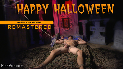 KinkMen Halloween Classic: Edging at the Armory Haunted House