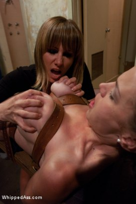 Photo number 13 from Mean Girls Club shot for Whipped Ass on Kink.com. Featuring Maitresse Madeline Marlowe and Mckenzie Lee in hardcore BDSM & Fetish porn.