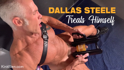 Dallas Steele Treats Himself