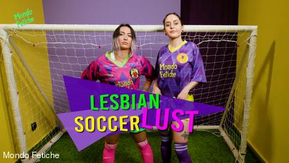Lesbian Soccer Lust