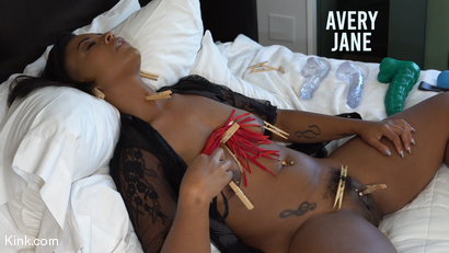 Kinky Self Care: Avery Jane and Jet Setting Jasmine