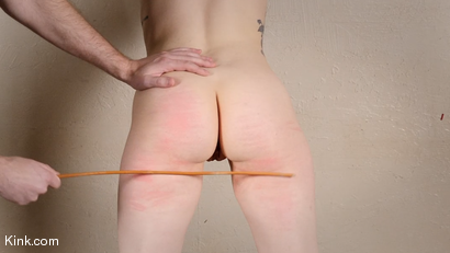 Photo number 13 from Back to Basics: Real-life BDSM training shot for Kinky Bites on Kink.com. Featuring Lucas Ayers and Hazel Paige in hardcore BDSM & Fetish porn.