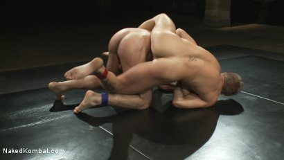 Photo number 7 from Phillip Aubrey vs DJ shot for Naked Kombat on Kink.com. Featuring Phillip Aubrey and DJ in hardcore BDSM & Fetish porn.