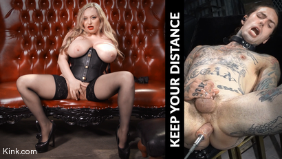 Keep Your Distance: Aiden Starr and Ruckus